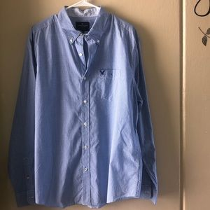 American Eagle Mens Button Up NWT Sz XL